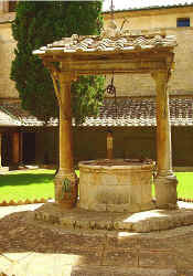 well of St. Catherine of Siena